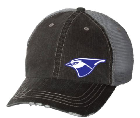 Porta BlueJays Distressed Trucker Hat