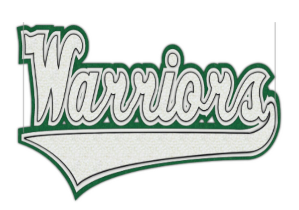 VARSITY WARRIORS SCRIPT PATCH