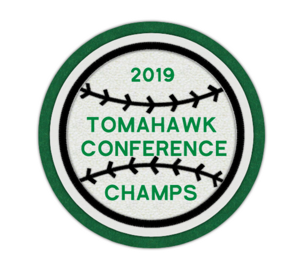 TOMAHAWK CONF CHAMPS PATCH