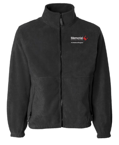 Memorial 3G Medical/Surgical - Unisex Sierra Fleece Jacket