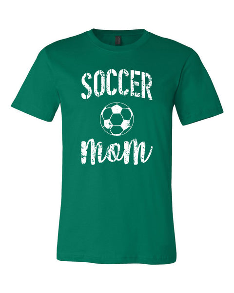Soccer Mom Distressed - Unisex T-Shirt