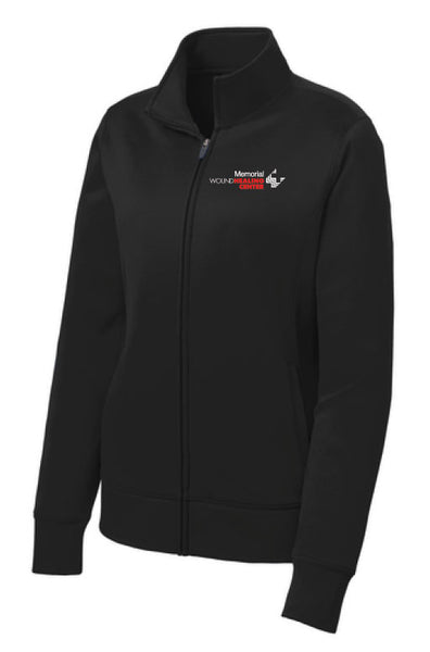 Memorial Wound Center Ladies Sport Tek Fleece Jacket
