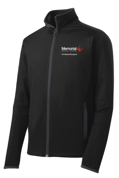 Memorial 3G Medical/Surgical - Unisex Sport Tek Contrast Jacket