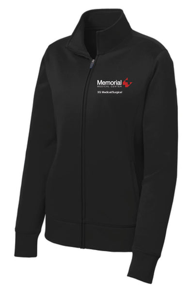 Memorial 3G Medical/Surgical - Ladies Sport Tek Fleece Jacket