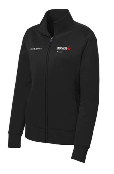 Memorial Pharmacy Ladies Sport Tek Fleece Jacket