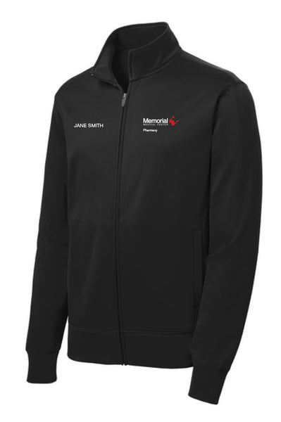 Memorial Pharmacy Unisex Sport Tek Fleece Jacket