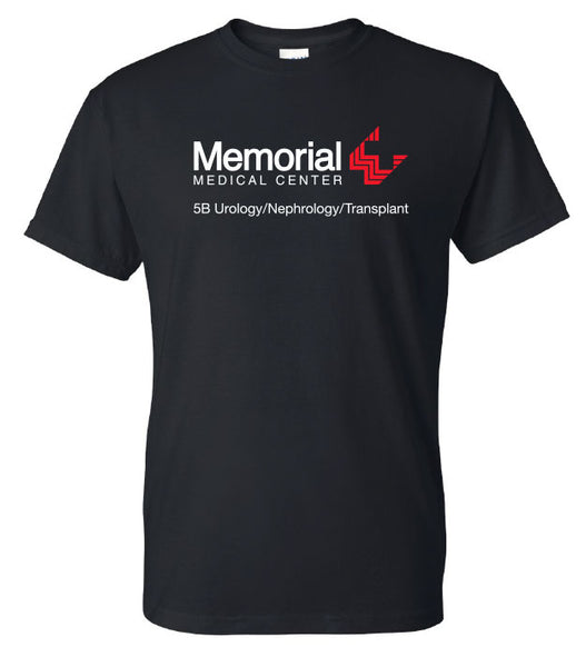 Memorial 5B Urology/Nephrology/Transplant T-Shirt