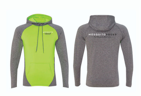 Mosquito Squad Unisex Zeal Hooded Pullover