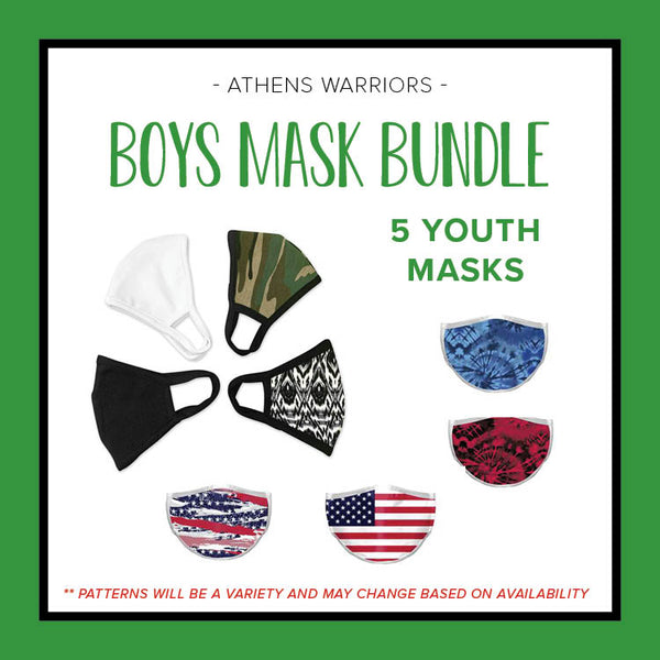 YOUTH MASK BUNDLE
