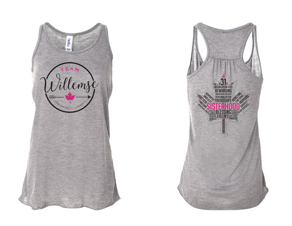Team Willemse Ladies Tank