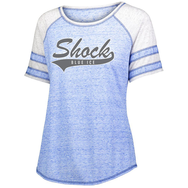 Blue Ice Shock Advocate Tee