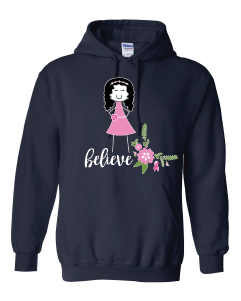 Memorial's Be Aware Women's Fair Fair Hoodie