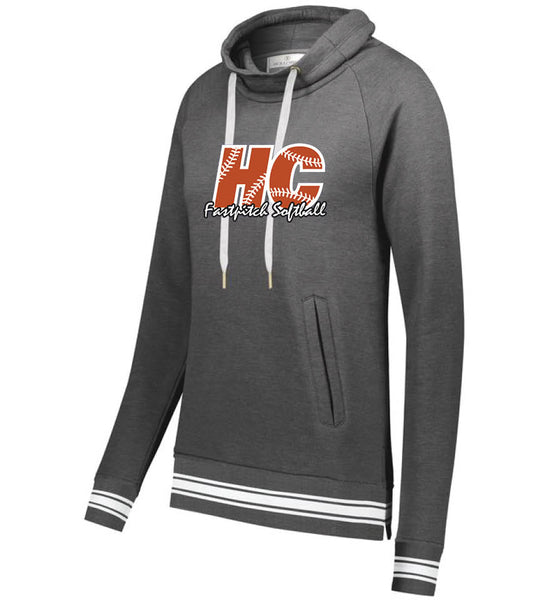 HITTING CENTER Ivy League Funnel Neck Pullover