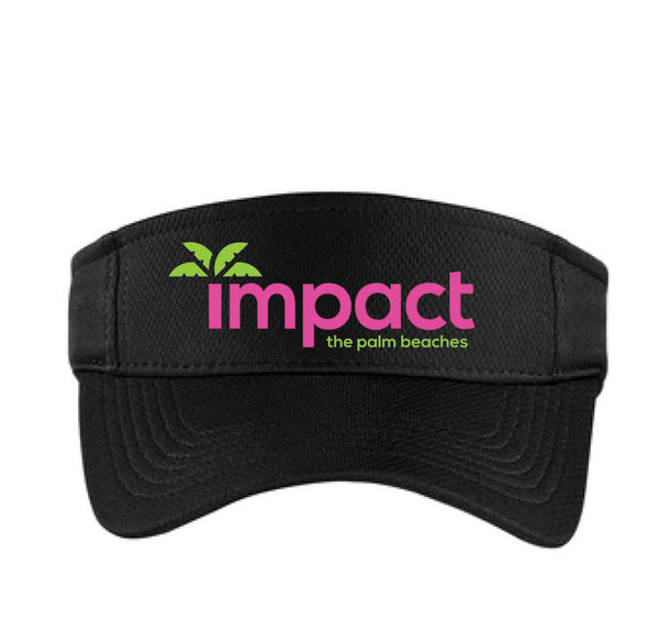 Impact the Palm Beaches Visor