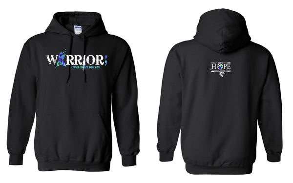 Hope Riding Warrior Hoodie