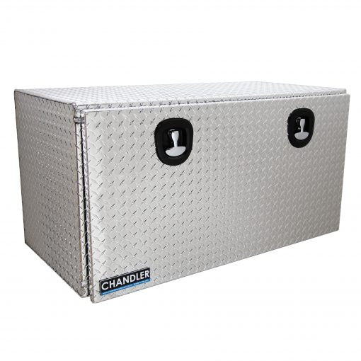 CHANDLER TRUCK ACCESSORIES | UNDERBODY ALUMINUM TREAD PLATE TOOLBOX
