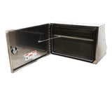 SMOOTH ALUMINUM CURVED BACK TOOLBOX