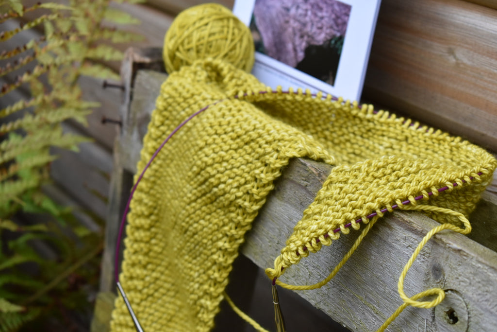 Getting started with knitting and crochet - tips and resources