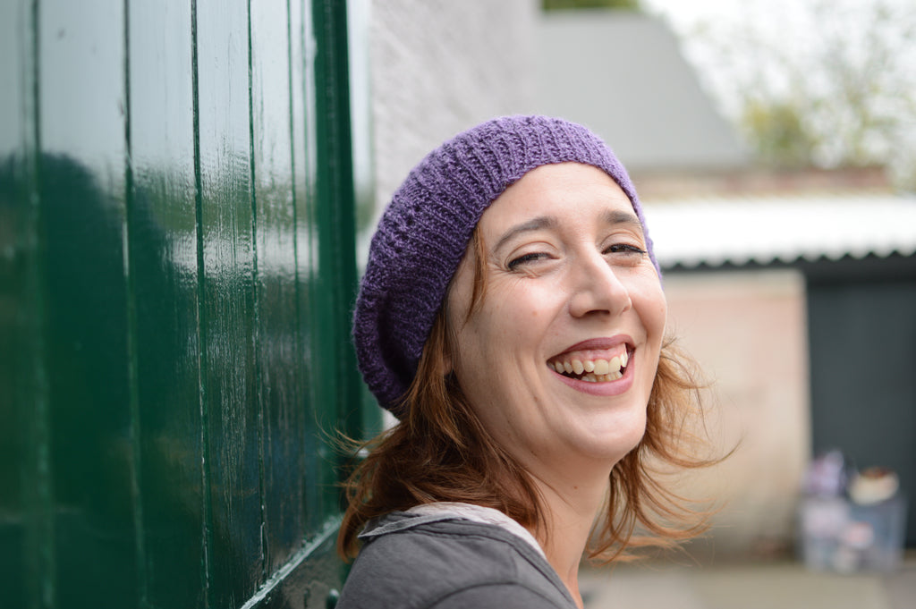 Designer Spotlight: An interview with Joanne Scrace from The Crochet Project