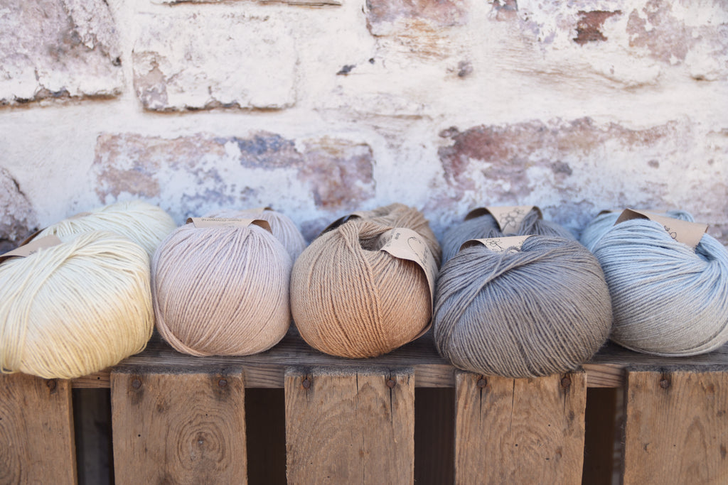 Joji MKAL yarn packs