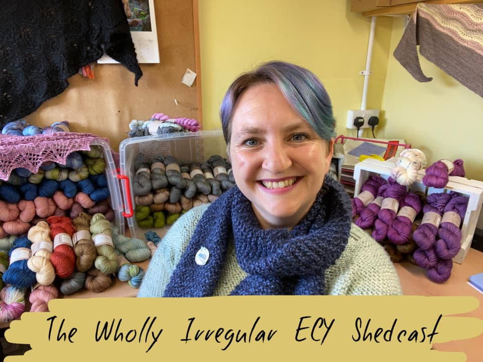 The Wholly Irregular ECY Shedcast: Sparkly and Chunky - Show notes!