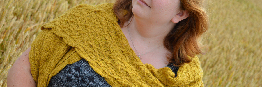 Shawl Love: Sister Syster