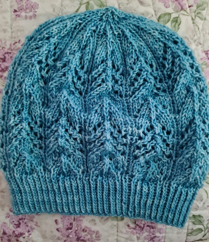 Jean's Willow Hat