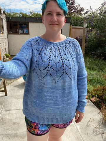 Whitmoor Sweater by Ami Lowden