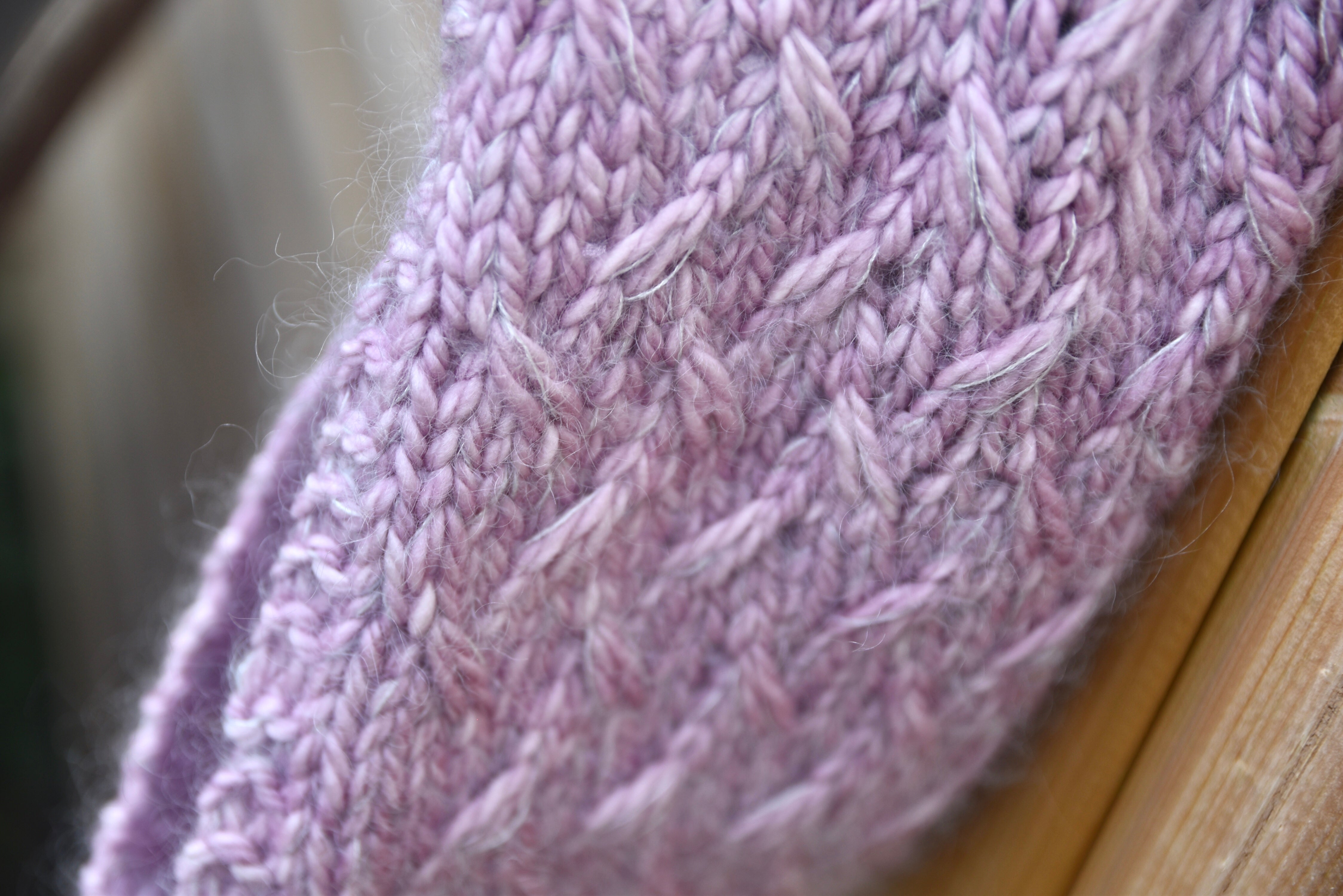 Self Care Cowl by Louise Tilbrook