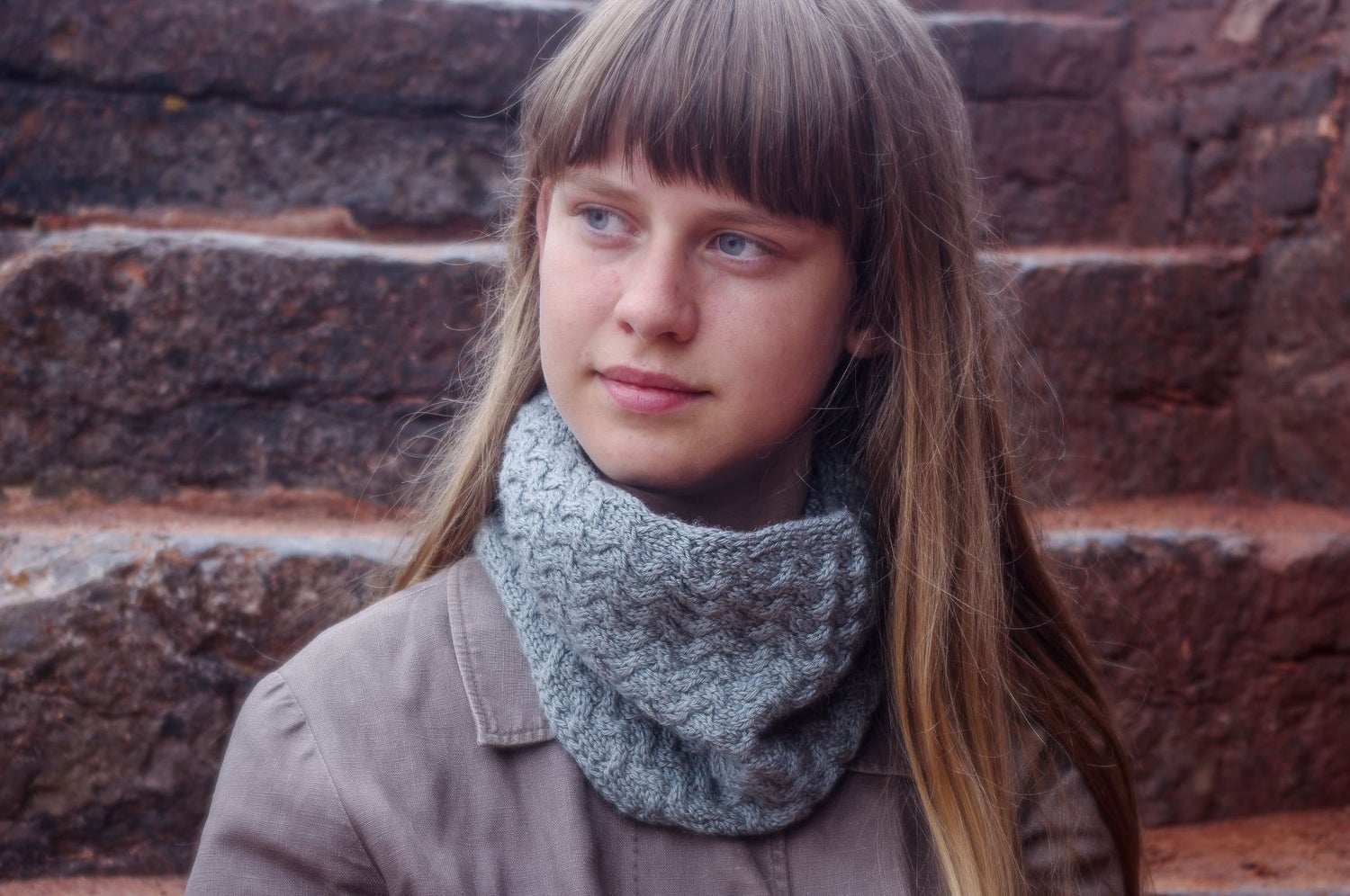 By the Sea Cowl by Catherine Whelan