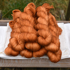 Titus 4ply in Rust (Dyelot 101219)