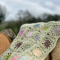 Colour Pop Cowl by Tracey Todhunter for Inside Crochet - yarn pack