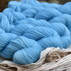Oakworth 4ply in Harbour