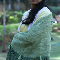 Echoing Green by Jayalakshmi: Printed Pattern