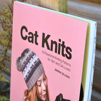 Cat Knits by Marna Gilligan: print book