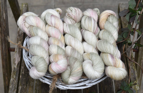 Askham 4ply in Cottage Garden (Dyelot 160320)