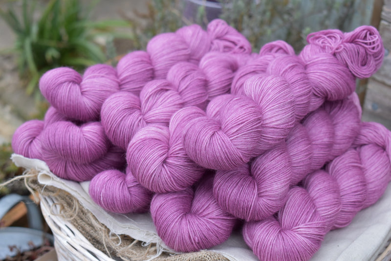 Oakworth 4ply in Clematis (Dyelot 070220)