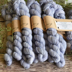 Rosedale 4ply Mini Skein in Bluebell (Dyelot 220420)