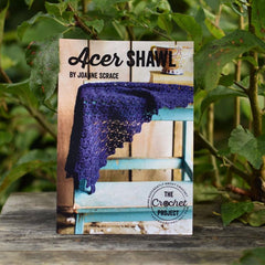 Acer by Joanne Scrace of The Crochet Project: A5 print pattern