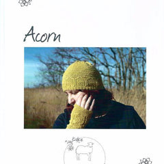 Acorn by Anna Elliott: A4 Printed Pattern