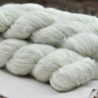 Lowther Lace in Green Tea (Dyelot 120420)