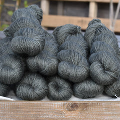 Bowland Aran in Charcoal (Dyelot 240320)