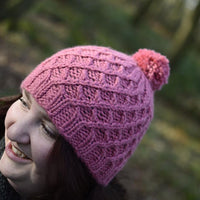Dufton by Victoria Magnus: Chunky knitted hat Add-on Kit