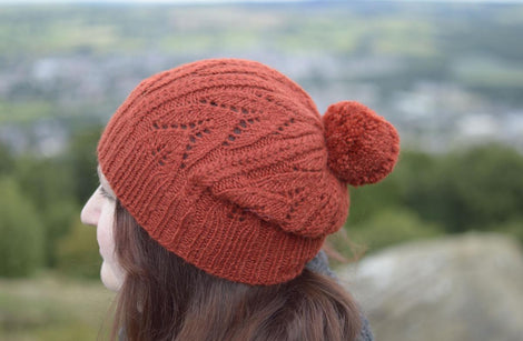 Pimms Cup - knitted hat kit