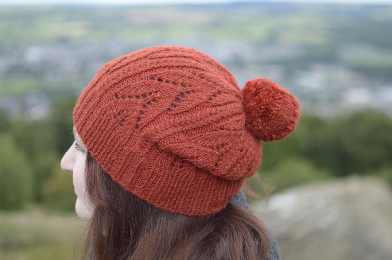 Pimms Cup by Thea Colman - knitted hat kit