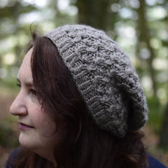 Lapsang: Chunky knitted hat kit