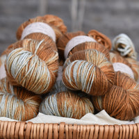 Hayton DK in Rusted Watering Can (Dyelot 161019)