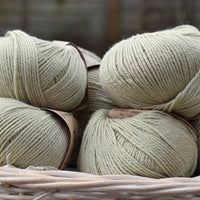 Milburn DK™ British Bluefaced Leicester/Silk in Thyme; 500g pack