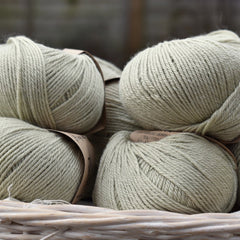 Milburn DK™ British Bluefaced Leicester/Silk in Thyme; 50g ball