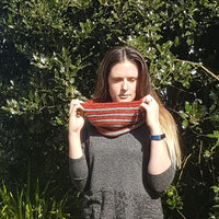 Embleton by Tracey Todhunter: crochet cowl kit
